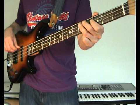 Pink Floyd - Another Brick In The Wall - Bass Cover