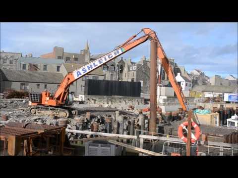 My Movie n02 Fraserburgh harbour