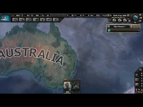 Fiji World Conquest - HOI4 {1}