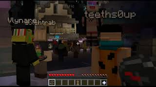 American Football - Live @ Nether Meant 4/11/2020 in Minecraft