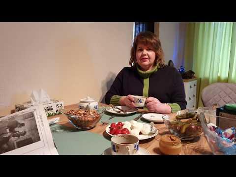 Отвезли маму в Харьков В гостях у Марины