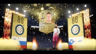 FIFA 19 - Opening of 5 Premium electrum players packs bought for FIFA pionts