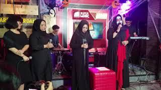 Risa Saraswati - Sandekala (Sukma) ft. Rika Rafika | Live Ardan Radio halloween day 2018 | #inlive2