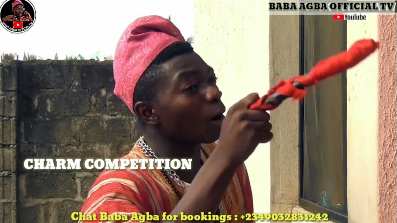 Download CHARM COMPETITION   REAL HOUSE OF COMEDY FT BABA AGBA OFFICIAL TV