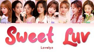 :no copyright infringement intended: :for entertainment purposes only: :all rights reserved to its ent.: new kpop lyrics update! the girl group lovelyz has c...