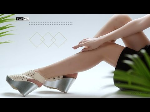 Women Shoes TVC - High Fashion Summer Shoes TV Ad by Yepme.com