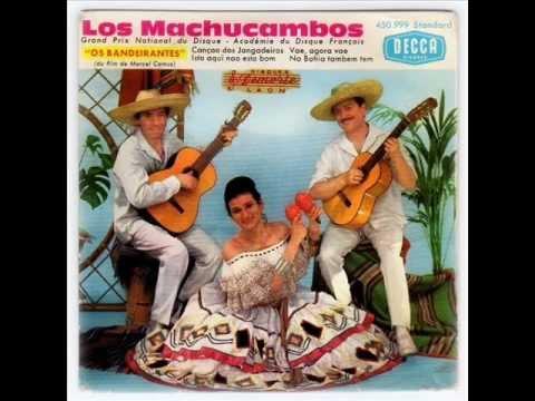 Los Machucambos - Babalú