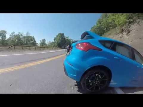 2016 Focus RS - Drift Mode Epic Fail
