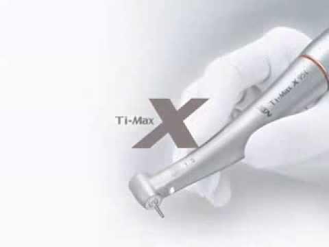 NSK Ti Max X Turbines - Meditec Germany