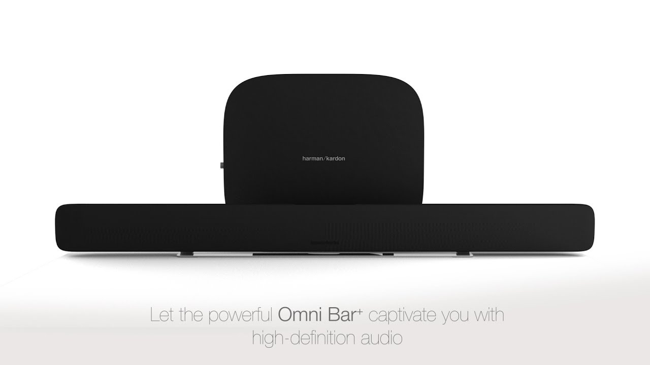 Harman Kardon Omni Bar+ Wireless HD Soundbar