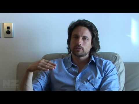 Screentalk interview with Martin Henderson