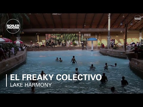 El Freaky Colectivo Boiler Room Ray-Ban x Boiler Room Weekender | DJ Set