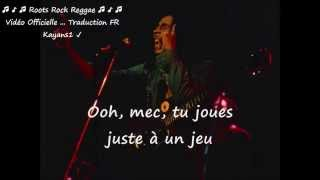"Bob Marley ""bad card"" traduction FR"