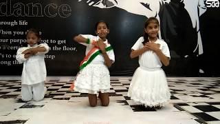 Ae Watan || Raazi || Kids dance choreography || Saraswati dance academy roorkee