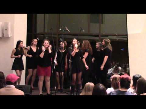 Blank Space (Taylor Swift) A Cappella Cover – Wellesley College Tupelos