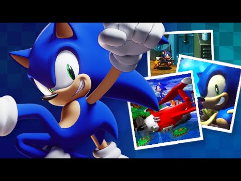 5 Sonic Games That Got Cancelled  