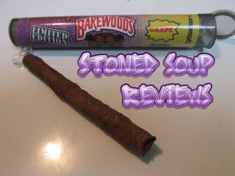 $30 Barewood Grape Blunt Cannabis cup winner review (Backwoods cigar )