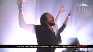 Grand Palais Paris with Bob Sinclar & Michael Calfan 2012 on Clubbing TV - UNCUT