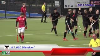 WHV Oberliga West Gruppe A Feld DSD 2 vs. RWBGL 8:2 08.09.2019 Highlights