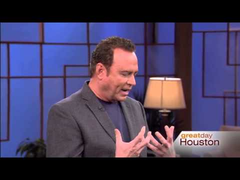 Mark Anthony The Psychic Lawyer® On Great Day Houston