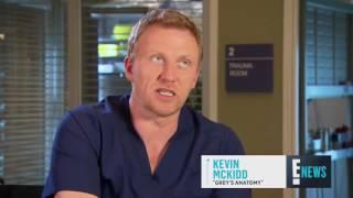 Grey's Anatomy's Kevin McKidd on Ellen Pompeo, Sandra Oh's Return, Omelia, and Owen's Sister.