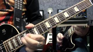 How to Play - Stone Temple Pilots - Crackerman - Guitar Solo