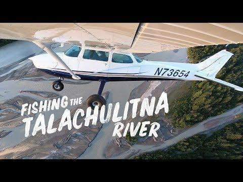 Talachulitna River: A Bucketlist Fishing Location In Alaska!