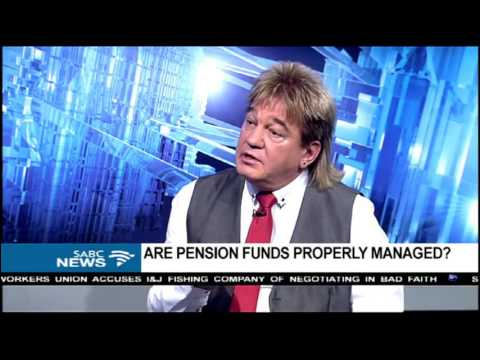 Talking Pension, Provident Fund Management With Anthony Williams