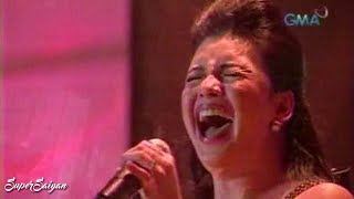 Watch Regine Velasquez And Im Telling You video