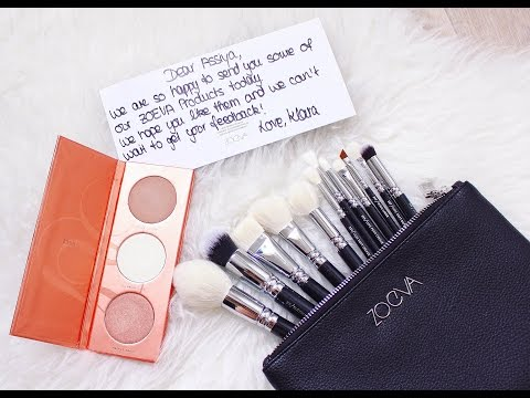 БАЗОВЫЙ набор кистей для макияжа ZOEVA | Basic Makeup Brushes| AsiyaTV Asiya TV