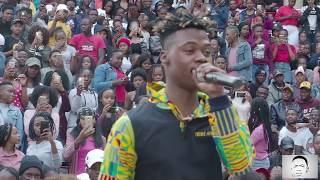 Varsity Got Talent 2018 Finals ft A-reece, Mlindo & Blaq Diamond