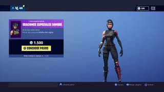 New skin and new fortnite wolf howl!!!