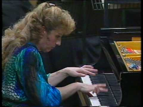 Cecile Ousset takes a run at Prokofiev's PC3 - stereo - '91