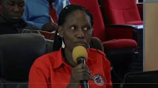 UGANDA'S TRANSPARENCY IMPROVING