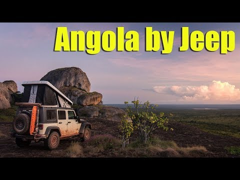 Angola by Jeep
