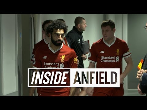 Inside Anfield: Liverpool 1-1 Burnley | TUNNEL CAM