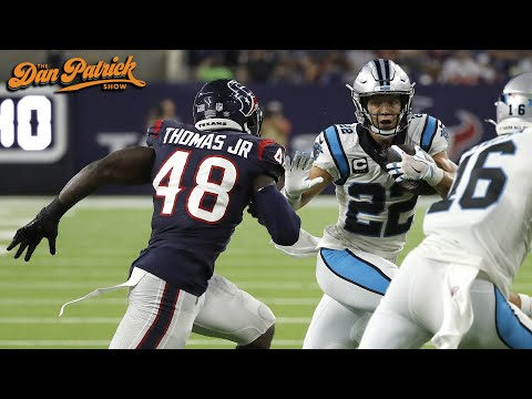 How Many Touches Does A RB Have In Them? Recapping TNF And Christian McCaffrey's Injury | 09/24/21
