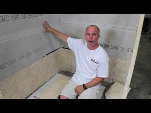 Shower Tile Installation - How To Plan The Layout Of Your Shower
