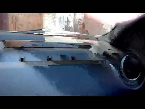 Как снять вентилятор печки на Рено Дастер
