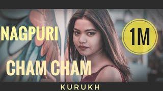 CHAM CHAM  | NAGPURI KURUKH RAP | FT. YAMUNA , ANDY PROD. HEROLETU