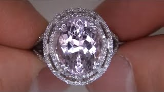 Wife Sells Her Pink Kunzite & Diamond Ring To Save House, REAL TV