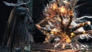 Bloodborne: Laurence, the First Vicar Boss Fight (1080p)