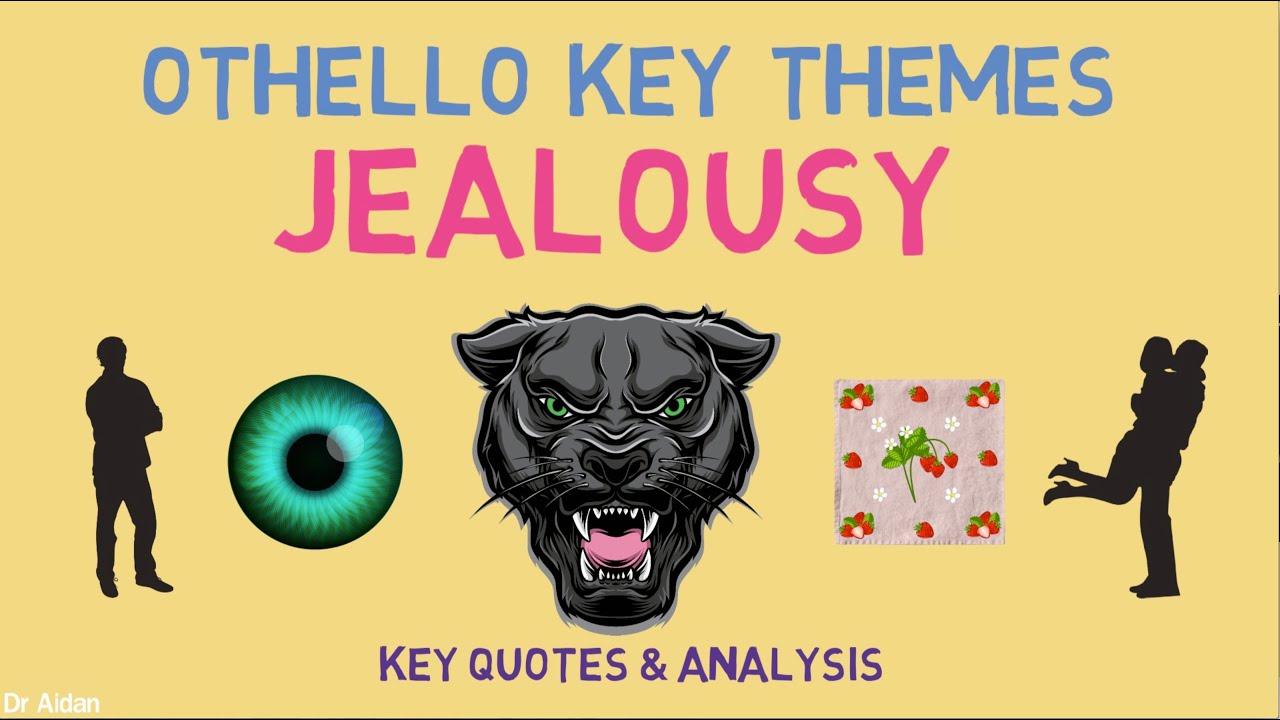 Jealousy othello quotes iago Iago's Jealousy