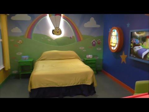 CBeebies Land Hotel preview and construction update | Alton Towers Resort