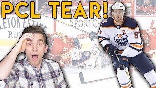 Connor McDavid BRUTAL Hockey Injury! Doctor's Guide