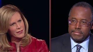 Ben Carson defends Nazi comparison
