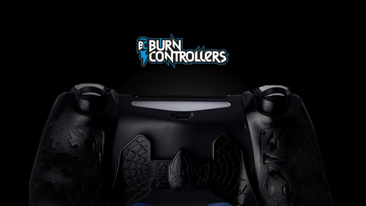 d couvrez la reflx ps4 de burn controllers youtube. Black Bedroom Furniture Sets. Home Design Ideas