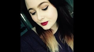 winter makeup tutorial   w7 lightly toasted palette