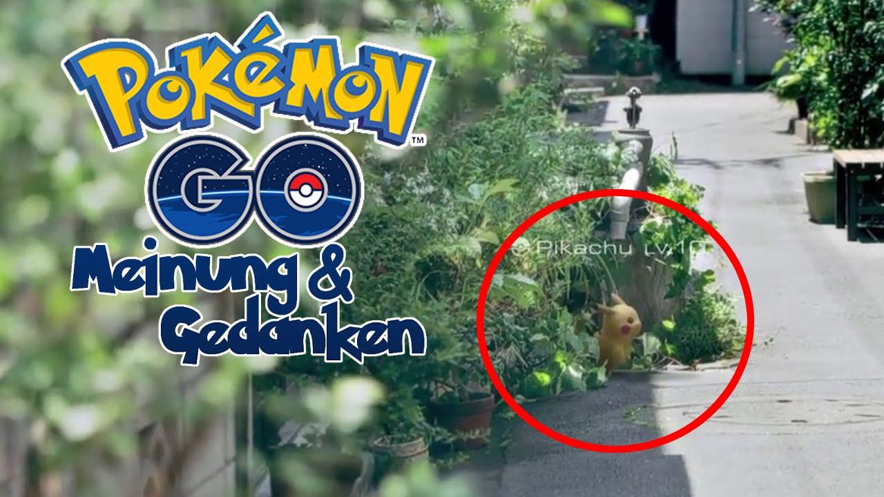 Pokémon GO - Meine Meinung und Gedanken dazu! Was ist Ingress ...