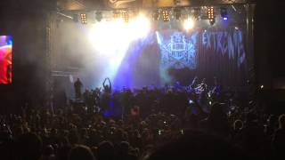 Wehrmacht/Cryptic Slaughter @ Obscene Extreme 2014